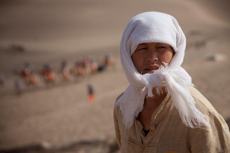 viaje china Dunhuang desierto