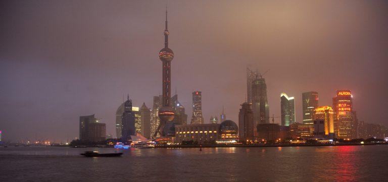 viaje china shanghai