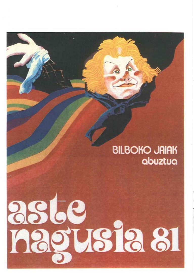 Cartel Aste Nagusia 1981